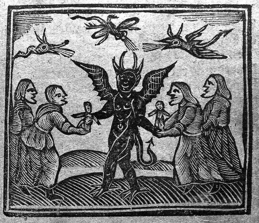 Am I Descended From A Salem Witch?